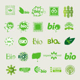 Vector eco sign Royalty Free Stock Photo