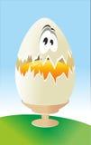 Vector egg Royalty Free Stock Photo