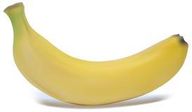 Vector eine Bananenabbildung Stockfotografie