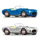 Vector el coche Imagenes de archivo