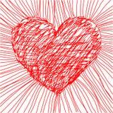 Vector el corazón Ilustración del Vector