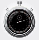 Vector el cronómetro en el mecánico retro ch del alto detalle Imagenes de archivo