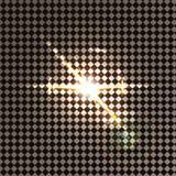Vector el efecto luminoso de la luz del sol del flash especial transparente de la lente flash delantero de la lente del sol stock de ilustración