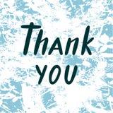 Vector el ejemplo del le agradecen mandar un SMS por cartel de la tipografía, logotipo, aviador, bandera, tarjeta de felicitación ilustración del vector