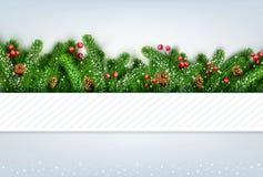 vector el ejemplo por Feliz Navidad y Feliz Año Nuevo Gre ilustración del vector