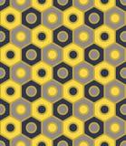 Vector el modelo colorido inconsútil moderno de la geometría, fondo geométrico abstracto del color Imagenes de archivo