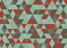 Vector el modelo colorido moderno del triángulo de la geometría, extracto del color Imágenes de archivo libres de regalías