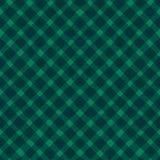 Vector el modelo inconsútil de la cruz de los criss de los movimientos del grunge en el fondo verde ilustración del vector