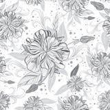 Vector el modelo inconsútil floral stock de ilustración