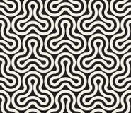 Vector el modelo inconsútil Textura abstracta elegante moderna Repetición de las tejas geométricas ilustración del vector