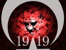 Vector el ` u Anma, Genclik VE Spor Bayramiz, traducción de Ataturk de los mayis del ejemplo 19: 19 pueden conmemoración de Atatu Imágenes de archivo libres de regalías