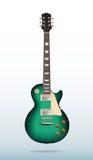 Vector electric guitar stock illustration