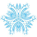 Vector Elegant background with lace ornament . Royalty Free Stock Photos