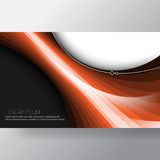 Vector elegant corporate business background Stock Photography
