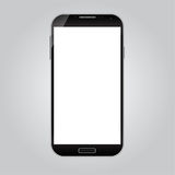 Vector elegante realista del teléfono Foto de archivo libre de regalías