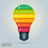 Vector element for infographic. Stock Photos