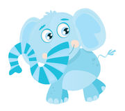 Vector Elephant Stock Images