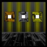 Vector empty frames vector illustration