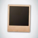 Vector en blanco de la foto de Grunge Fotos de archivo libres de regalías