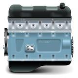 Vector Engine Stock Photo