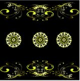 Vector eps10. A monophonic background of wallpaper Royalty Free Stock Photography