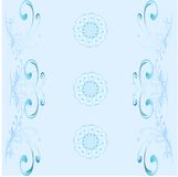 Vector eps10. A monophonic background of wallpaper Royalty Free Stock Photo