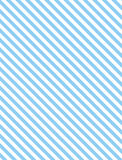 Vector EPS8 Diagonal Striped Background in Blue Stock Photo