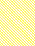 Vector EPS8 Diagonal Striped Background in Yellow. Vector, eps8, jpg.  Seamless, continuous, diagonal striped background in yellow and white Royalty Free Stock Photos