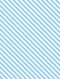 Vector EPS8 Diagonale Gestreepte Achtergrond in Blauw Stock Foto