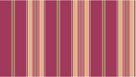 Vector EPS8 Striped Pink Seamless Wallpaper Backgr Stock Image