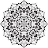 Vector Ethnic Mandala Stock Photography