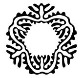 Vector ethnic ornament Royalty Free Stock Photography