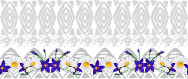 Free Vector Ethnic Seamless Pattern American Traditional Ornament Stock Images - 59480494