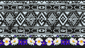 Free Vector Ethnic Seamless Pattern American Traditional Ornament Stock Images - 59497954