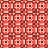 Vector ethnical seamless pattern Royalty Free Stock Image