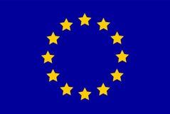 Vector european union Royalty Free Stock Photography