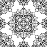 Vector exquisite ornament. Royalty Free Stock Photo