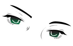 Vector eye Stock Images