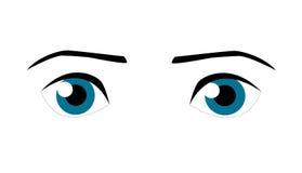 Vector eye Stock Photos