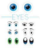 VECTOR EYES vol. 1 Stock Photos