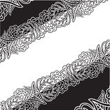 Vector fancy vintage background Royalty Free Stock Photography