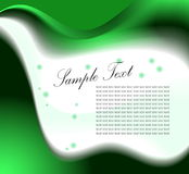 Vector fantasy design with place for your text Royalty Free Stock Photo