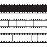 Vector film strip illustration Stock Photo