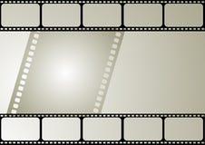 Vector filmframe royalty-vrije illustratie