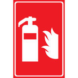 Vector fire extinguisher,Illustration EPS10. Great for any use Royalty Free Stock Photos