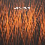 Vector Fire. Motion Graphics Fire Flow Template Royalty Free Stock Image
