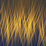 Vector Fire. Motion Graphics Fire Flow Template Royalty Free Stock Photos
