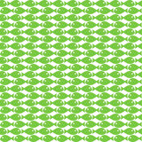 Vector fish background Royalty Free Stock Images