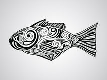 Vector Fish Royalty Free Stock Images