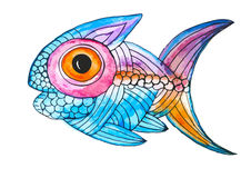 Vector fish, Stock Images